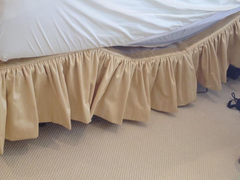 Dust Ruffle For Split King Adjustable Bed