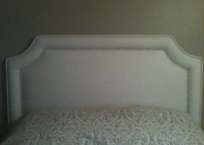 shaped headboard nailheads 2